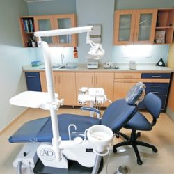 medical & dental office build-out